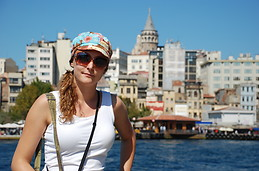 Super holidays in Istanbul :)