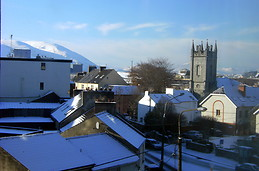 Tralee from my window