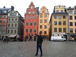 Trip to Stockholm