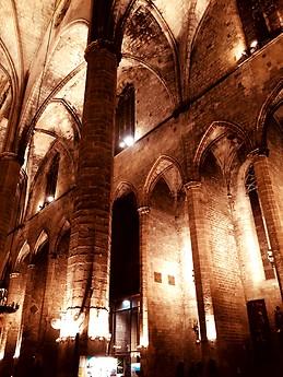 Turisteando en Barcelona
