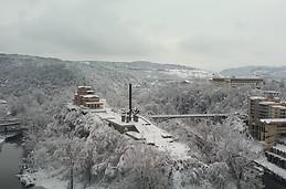 Veliko Tarnovo no Inverno