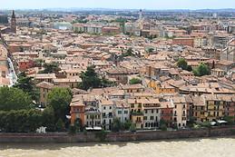 Vista sulla città