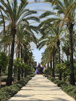 Walkway to Mya