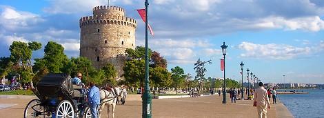 White Tower Thessaloniki, Macedonia