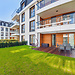 Big and bright apartment with huge garden in Gdańsk!
