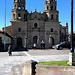 Cajamarca, ciudad de la sierra peruana.