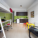 Centrally located, funky and safe studio in Athens