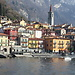 Como, Bellagio and Varenna