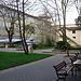 Gümüşsuyu Campus - Courtyard