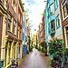 Double room in 160 sq.m apartment, 1st floor of Amsterdam
