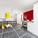 Ensuite room in shared private student halls