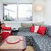 Habitación amplia y confortable
