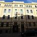 In quiet Riga center