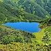 Lake in a mountain