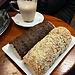 Molnar's Kurtoskalacs kawiarnia w Budapeszcie