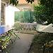 Montpellier facs, studio meublé tout compris avec jardin