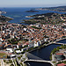 Pontevedra capital y el mar