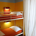 Private double beds room in Rimini Marina Centro at Jammin' Hostel
