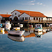 Alcazares: restaurante club nautico