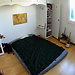 Room in shared 80m2 flat south of Aix (5min of the Rotonde by bike)