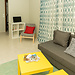 Sunny apartment ,Naturally well-lit in Thessaloniki