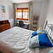 Sunny double room in Realejo district