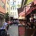 Breakfast Place Street in Beşiktaş