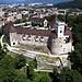 O castelo de Liubliana