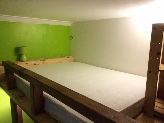 1 Bedroom Apartment For Rent In Grenoble With Storage Area