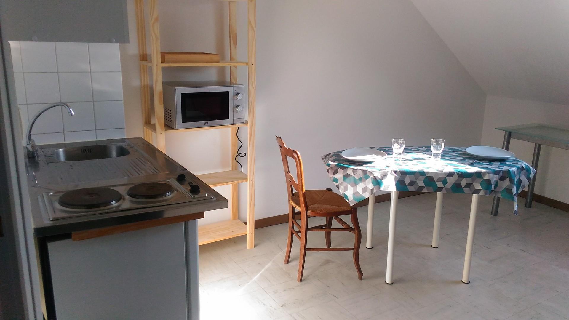 Vivre En Appartement Ou En Maison studio for rent in amiens