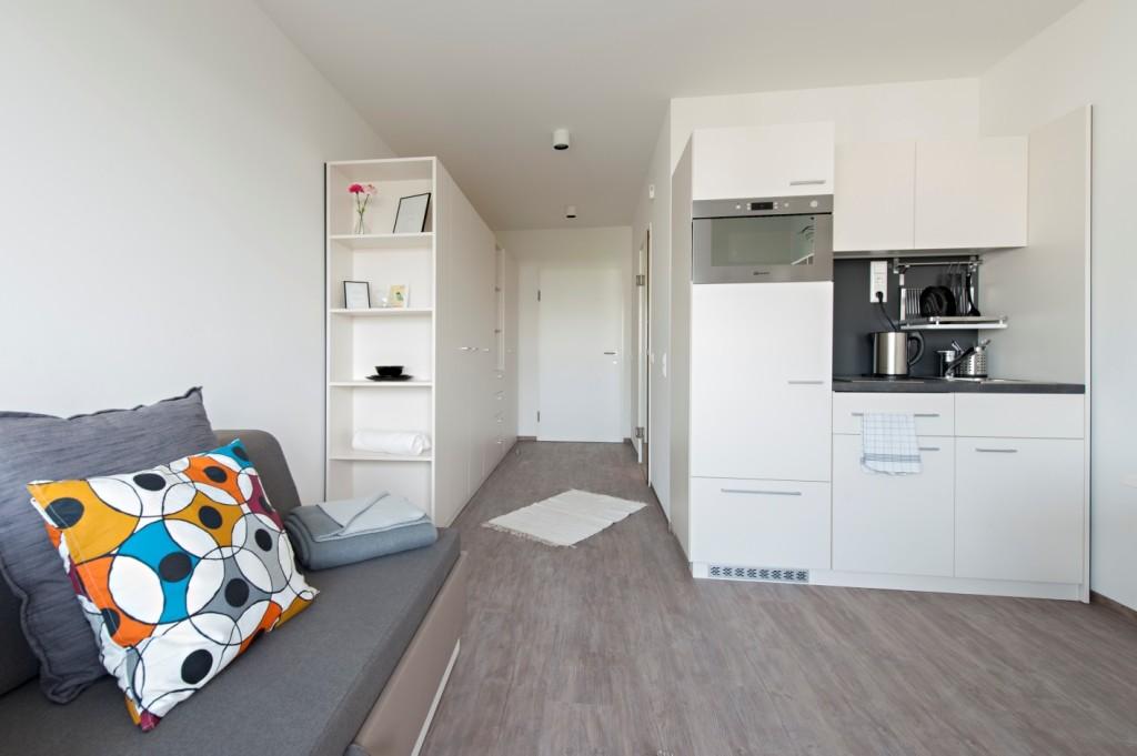 1 Zimmer Wohnung Einrichtungsideen