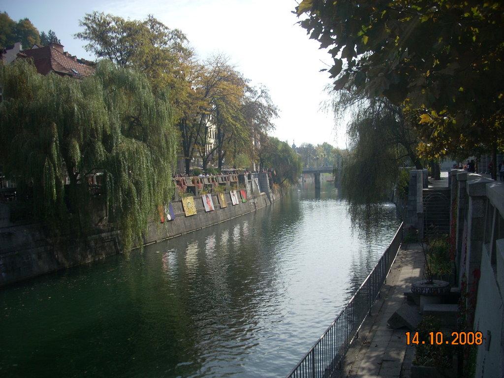 Río Ljubljanica