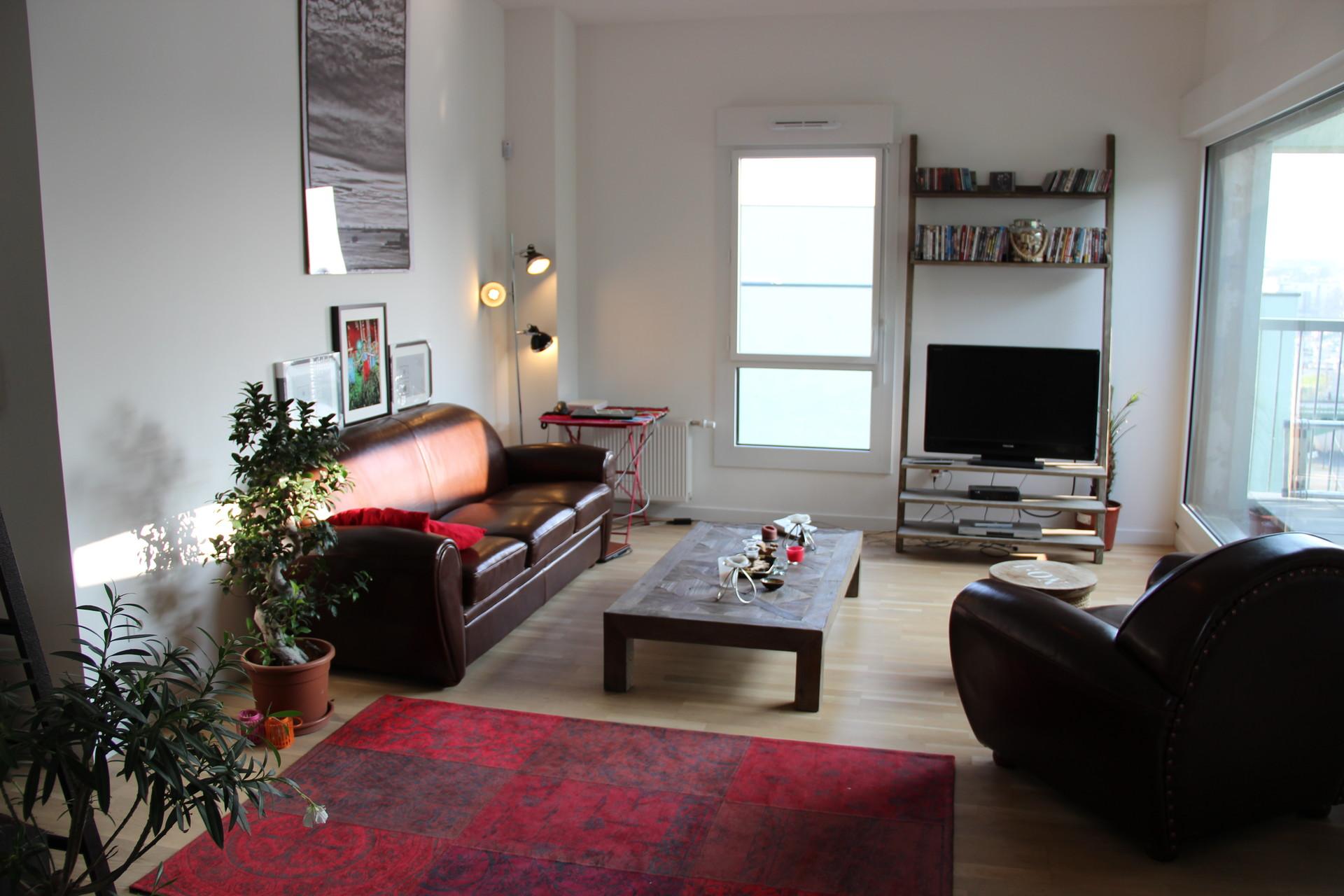 1 chambre louer dans grand appartement de 90m2 vue seine - Chambre des notaires seine saint denis ...
