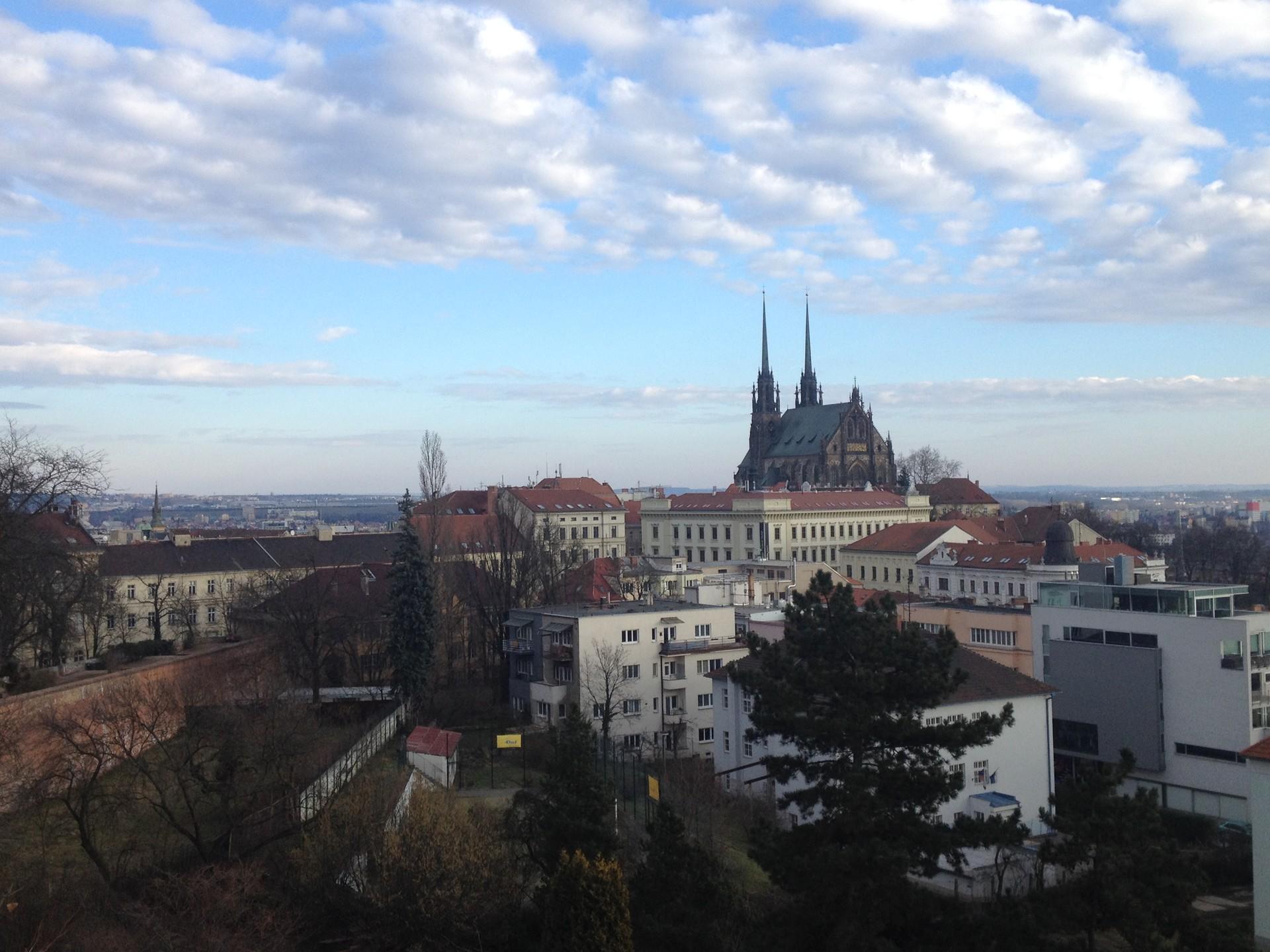 1 año en la República Checa