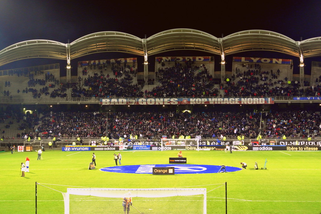 10.02.2013: Olympique Lyonnais V LOSC Lille