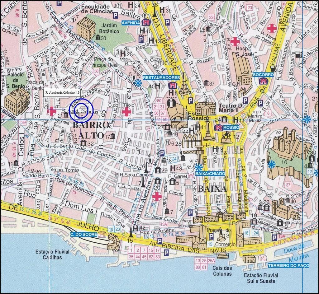 10 cose da fare a lisbona blog erasmus lisbona portogallo - Casco antiguo de lisboa ...