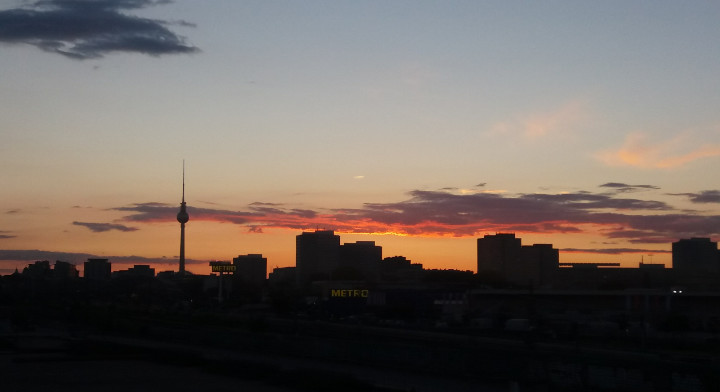 10 Days in Berlin: How I Lost the Notion of Time. Part 1.