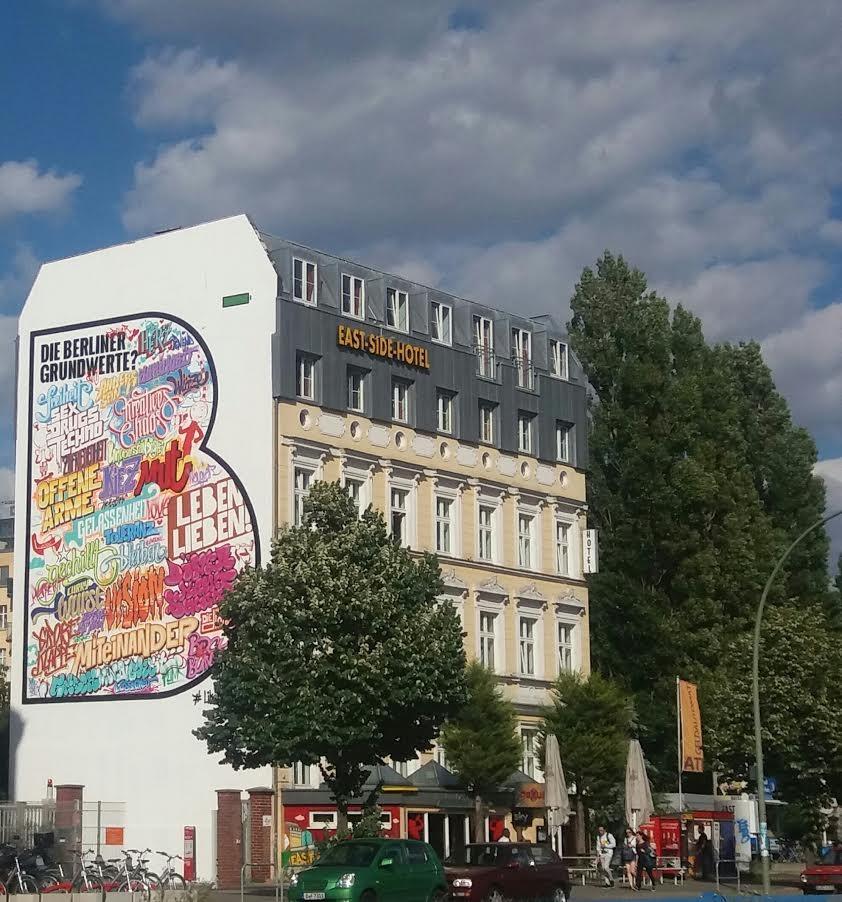 10 días en Berlín: De cómo perdí la noción del tiempo. Parte 1.