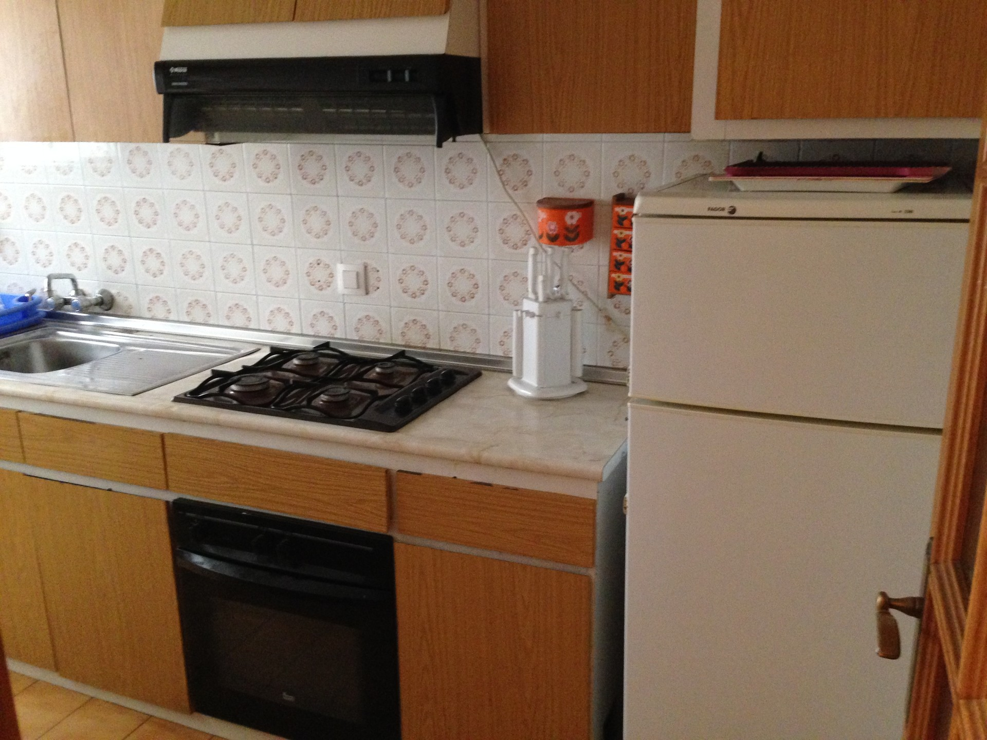 120m2 apartment full equiped in valencia With parking 4 rooms 2
