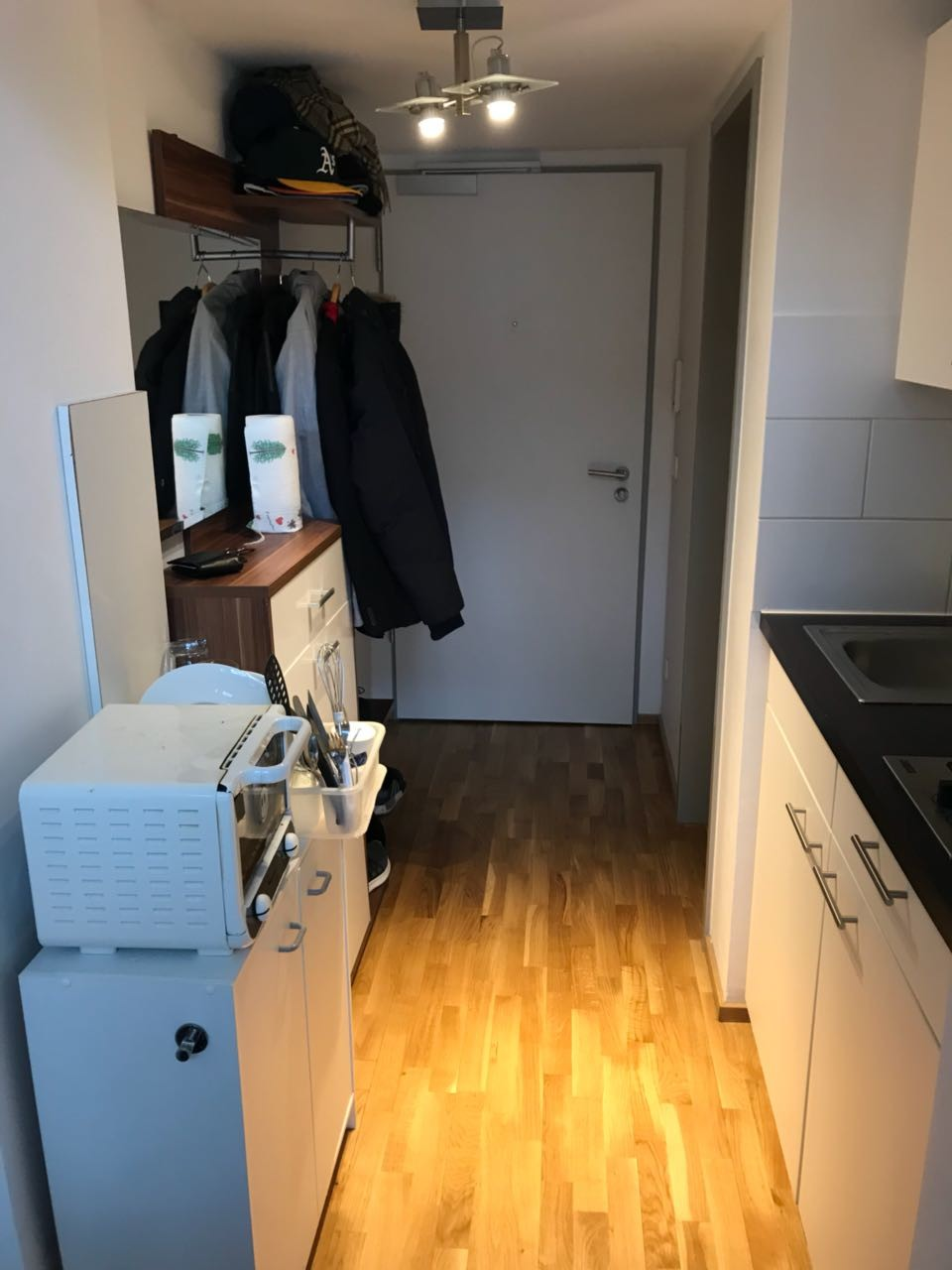1,5 room/29sqm student apartment fully furbished in Munich ...