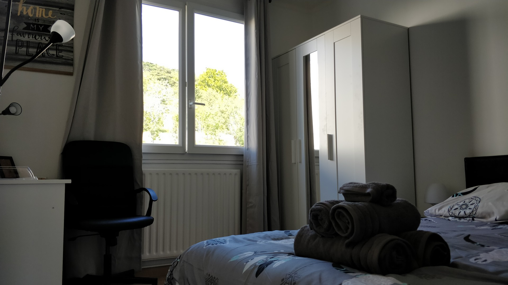 Les 4 Pieds Rouen room for rent in 4-bedroom shared apartment in rouen with