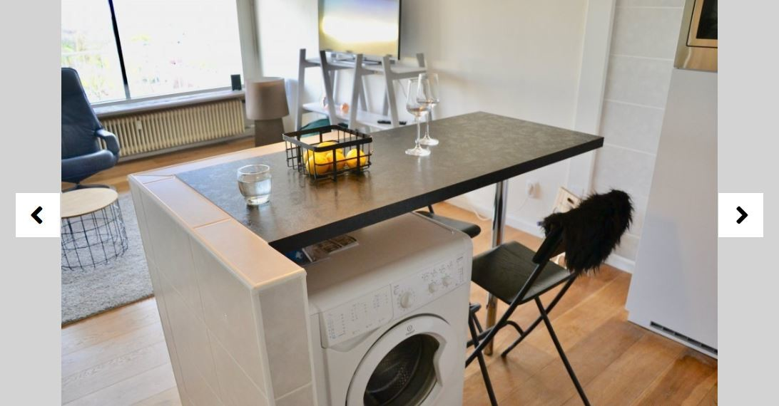Newly Renovated And Fully Furnished One Bedroom Apartment With Balcony The Hague All Inclusive Flat Rent The Hague