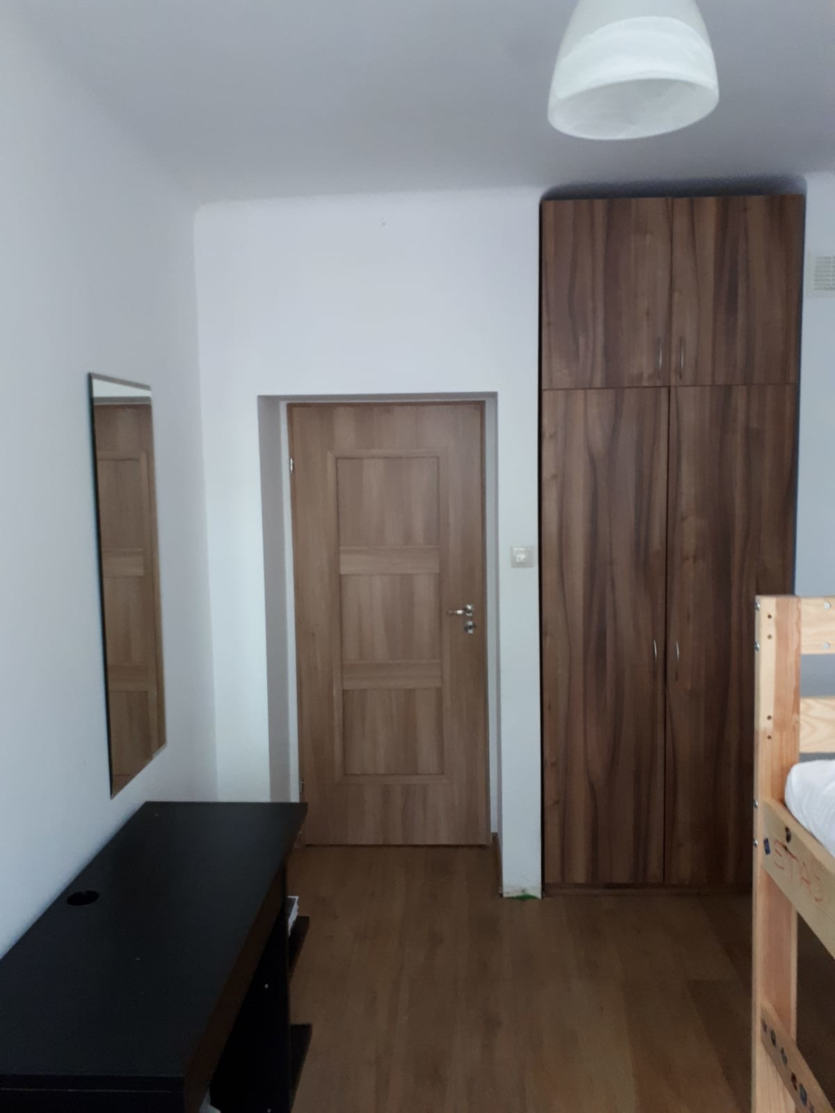 2-bedroom apartment right next to the Wierzbno metro station