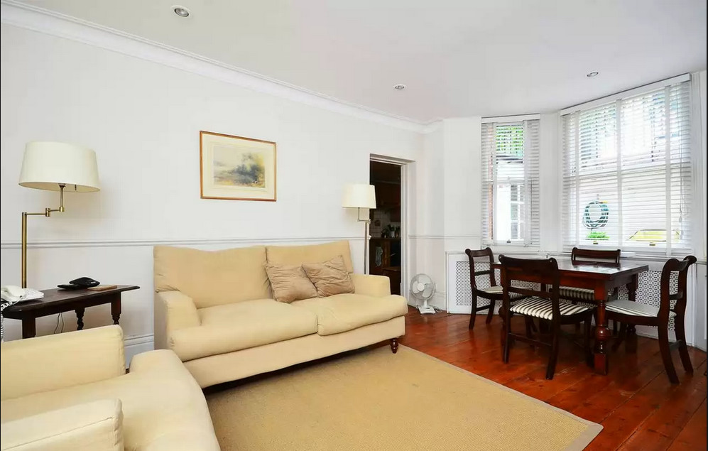 . 2 bedroom flat to rent on street Brompton Rd  London SW3 2BB