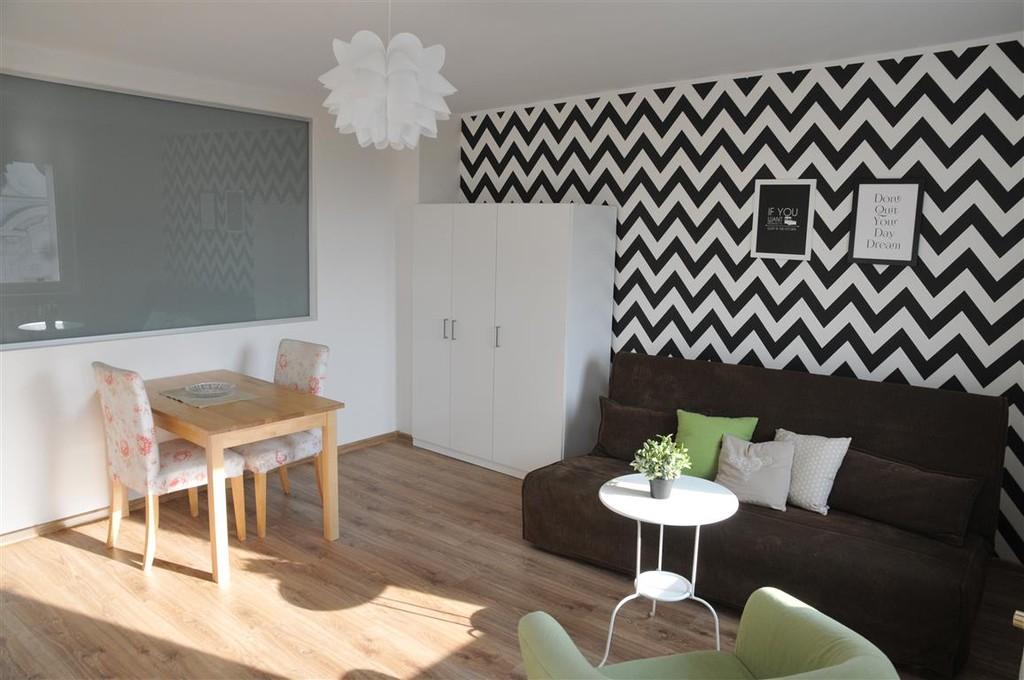 2 bedroom sunny scandinavian style apartment 60 sq meters