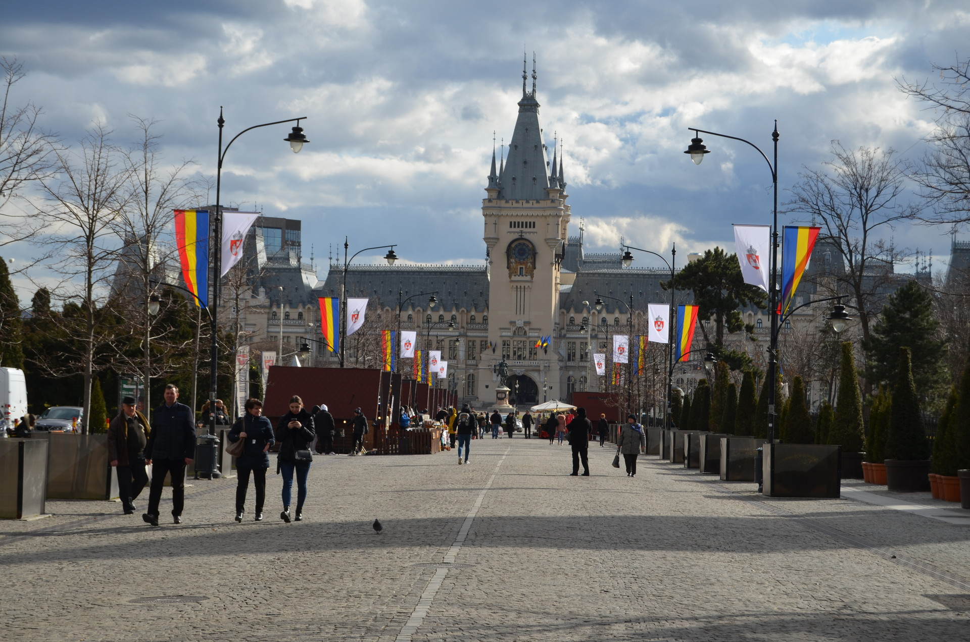 2 Days city break in the city of Iași part 1: ABOUT THE CITY AND THE ACCOMMODATION