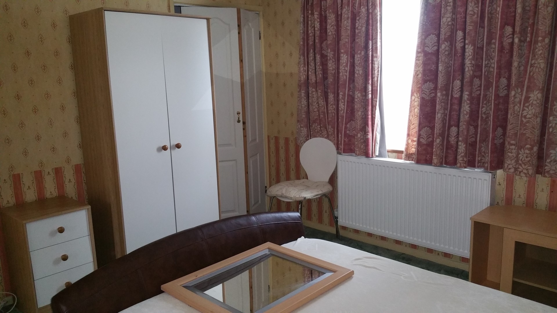 2 Double rooms in good condition