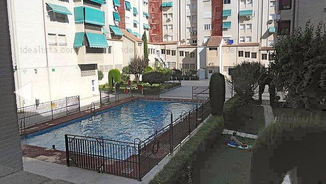 2 Habitaciones Piso De Lujo Centro Granada Alquiler