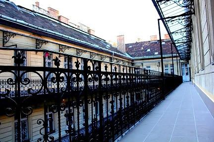 Budapest, Honvéd u., Hungary
