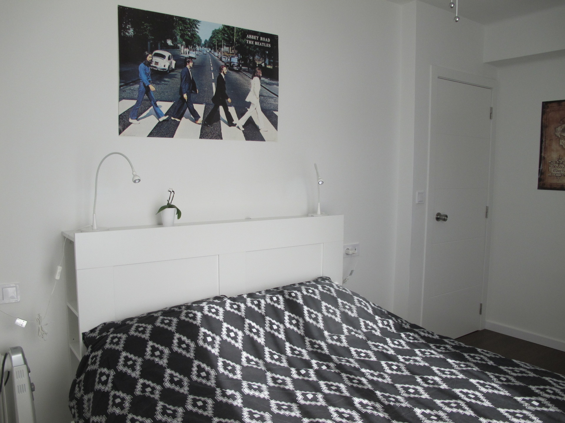 2 Rooms To Rent From July 1st In A Beautiful Flat Burjassot